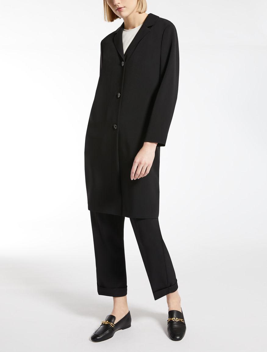 Mantel aus Viskose-Cady