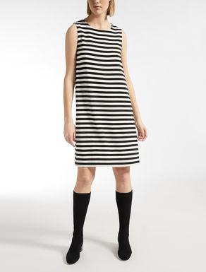 Kleid aus Viskose-Cady