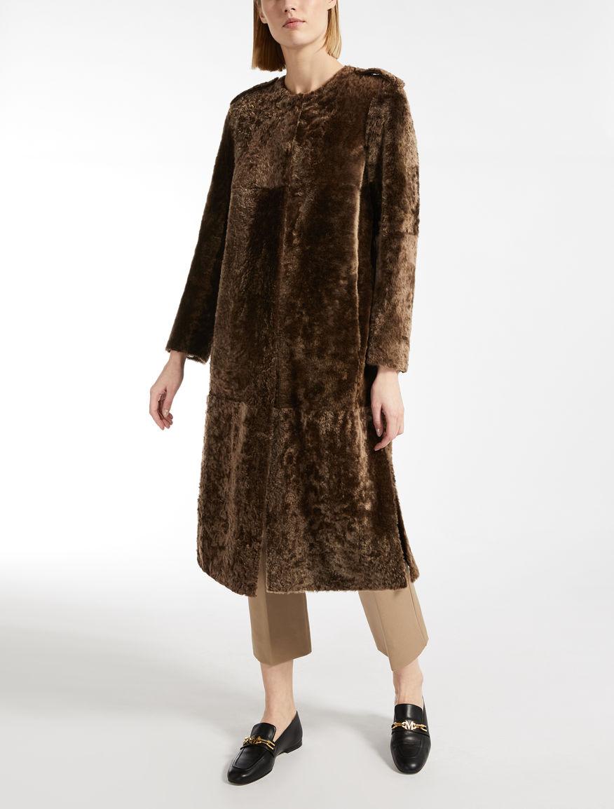 Sobretodo de lana de oveja