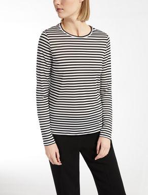Viskosejersey-T-Shirt