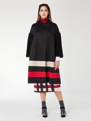 TSUMORI CHISATO Double wool coat