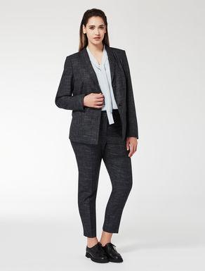 Stretch overcheck jacket