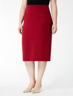 Triacetate tube skirt