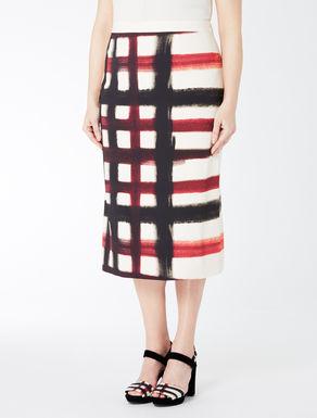 TSUMORI CHISATO Cady tube skirt