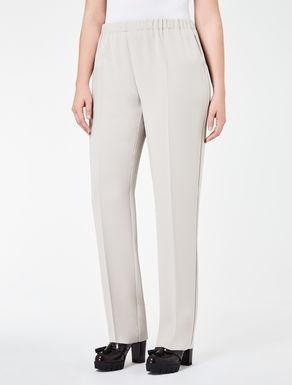 Classic triacetate trousers
