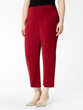 Triacetate relaxed trousers