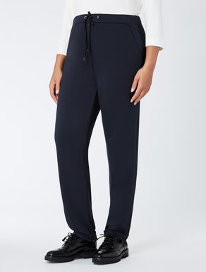 Jersey jogging trousers