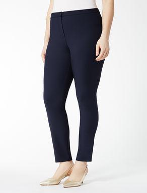 Technical cotton leggings