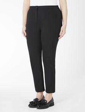 Super-slim compact tech trousers