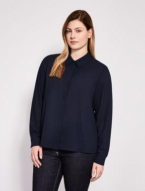 Lightweight sablé shirt