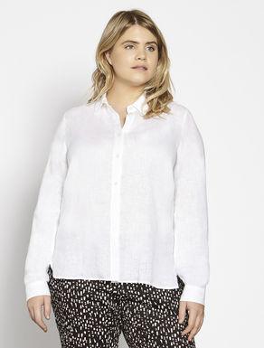 Camicia in lino leggero