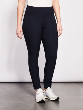Leggings-style stretch trousers