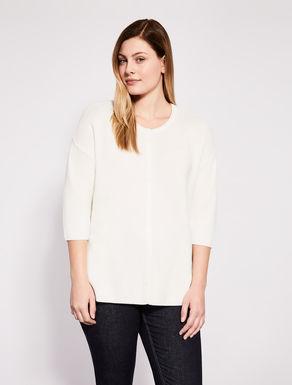 Pure cotton cardigan