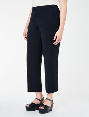 Comfort triacetate trousers