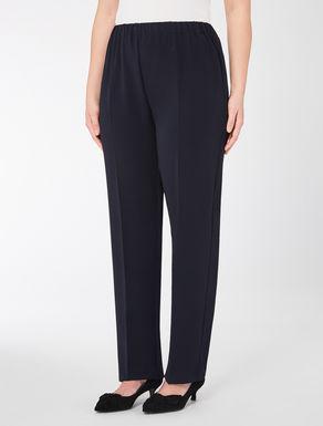 Pantalon classique en triacétate
