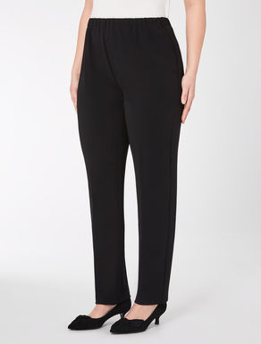Classic triacetate trousers