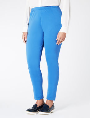 Technical jersey leggings