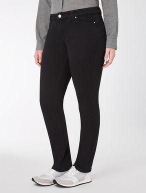 Stretch denim Wonder-fit jeans