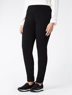 Jersey leggings