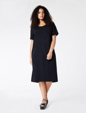 EASY TRAVEL Interlock dress