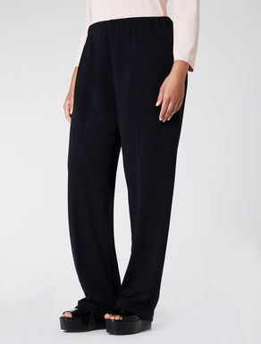 EASY TRAVEL Interlock trousers