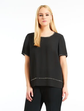 Floaty fabric tunic