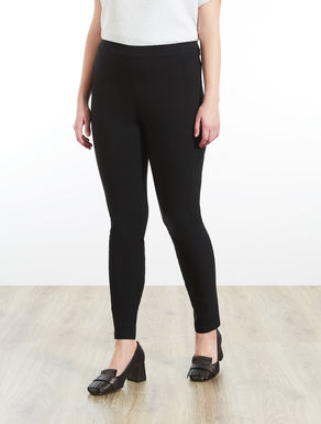 Diagonal fit leggings