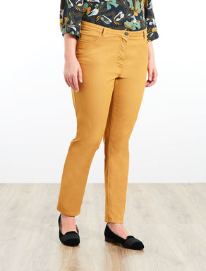 Lightweight denim Perfect-fit jeans