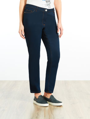 Jeans Perfect fit in denim leggero