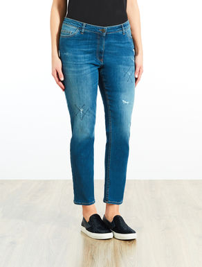 Jeans Perfect fit in denim stretch