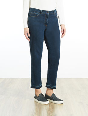 Jean slim en denim stretch