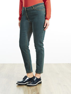 Perfect-fit jeans in stretch denim