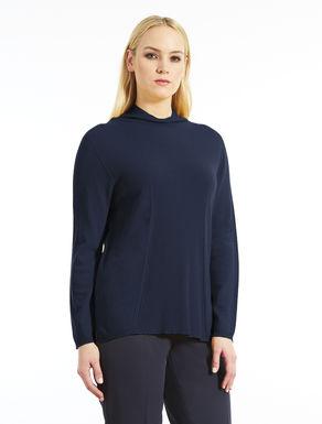 Pullover aus Woll-Kaschmirmischung