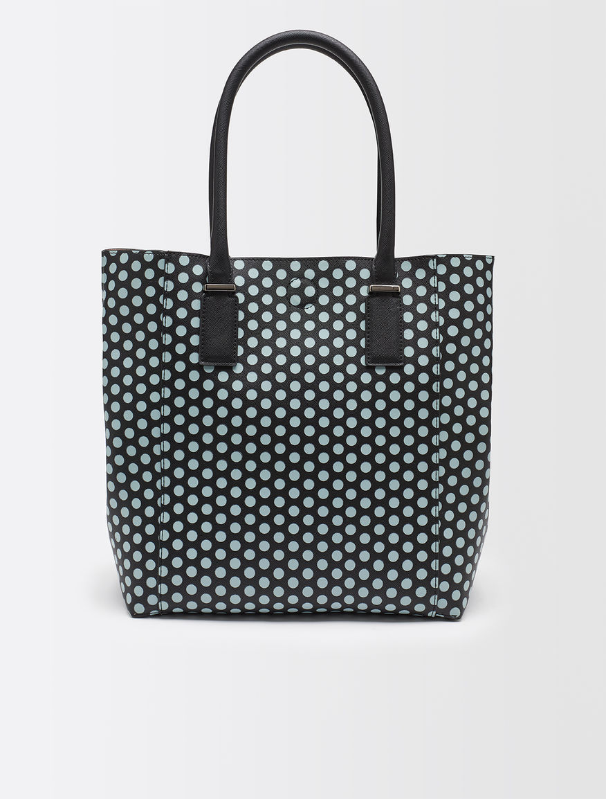 Double handled shopping bag