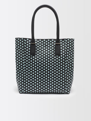 Shopping bag a doppio manico