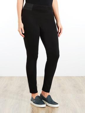 Pantalone Leggings fit in jersey