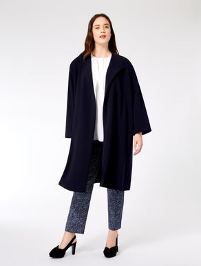 Triacetate relaxed duster coat
