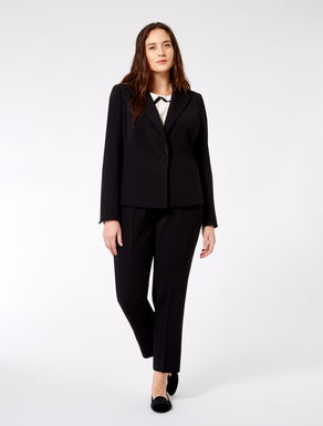 Triacetate blazer jacket