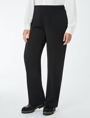Pantalon en triacétate confortable