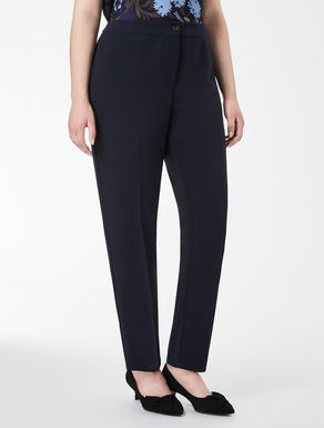 Trousers in comfort triacetate