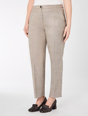 Bamboo wool trousers
