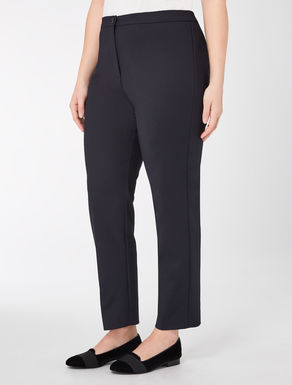 Pantalon en tissu technique stretch