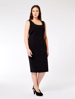 Triacetate tube dress