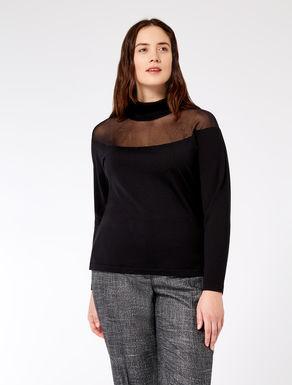 Pure wool sweater