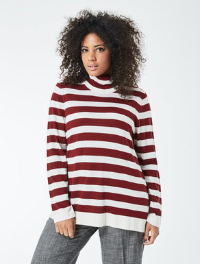 Silk and cashmere sweater