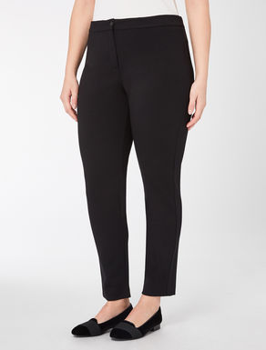 Pantalon coupe legging en jersey