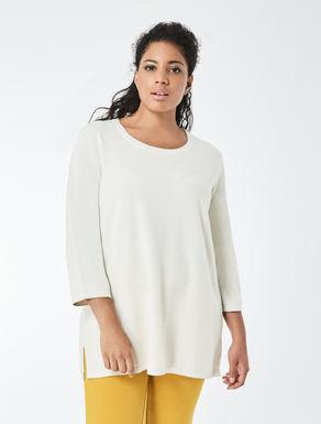 Pull en laine et cachemire
