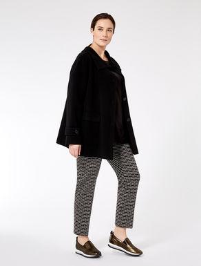 Manteau en double laine