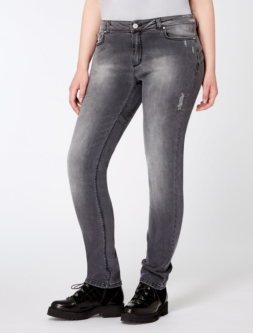Jeans Wonder in denim stretch