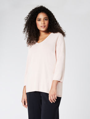 EASY TRAVEL Comfort viscose sweater